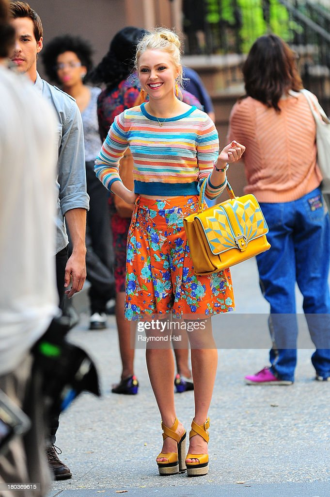 Celebrity Sightings In New York City - September 11, 2013 : News Photo