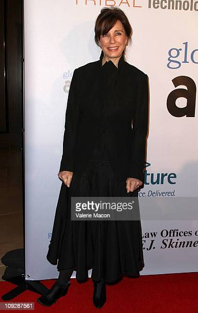 Actress Anne Archer arrives at the 1st Annual Global Action Awards Gala on February 18 2011 in Beverly Hills California