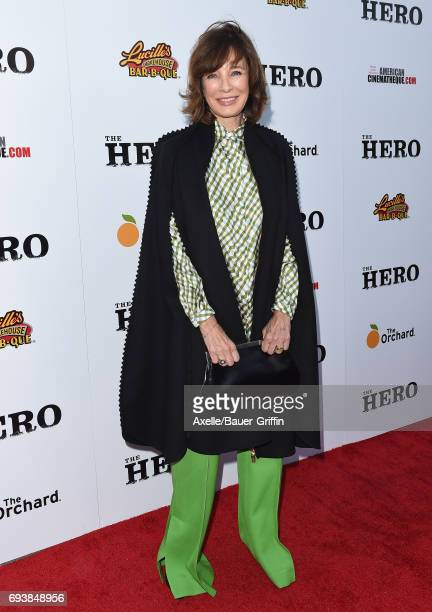 Actress Anne Archer arrives at the Los Angeles premiere of 'The Hero' at the Egyptian Theatre on June 5 2017 in Hollywood California