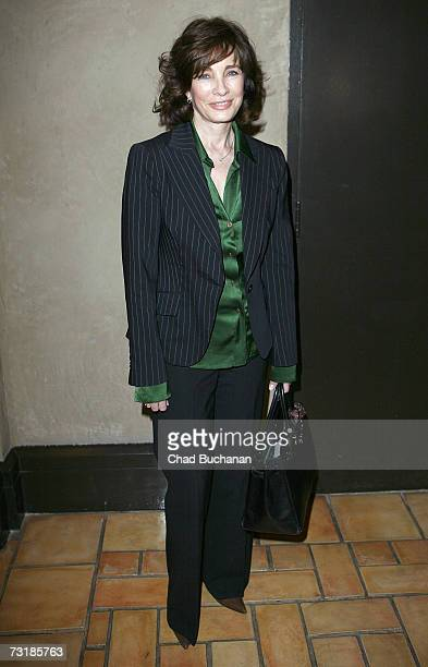 Actress Anne Archer attends the 21st annual Charlie Awards at the Roosevelt Hotel on February 2 2007 in Los Angeles California