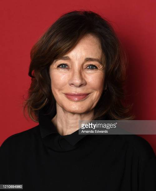 Actress Anne Archer attends the SAGAFTRA Foundation Conversations Career Retrospective with Anne Archer at the SAGAFTRA Foundation Screening Room on...