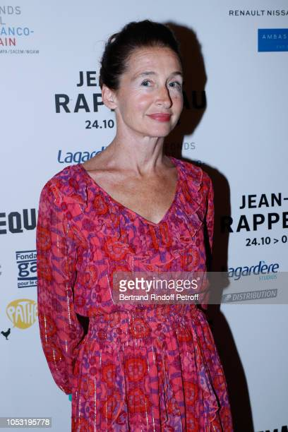 Actress Anne Brochet attends the JeanPaul Rappeneau's Retrospective with the screening of the movie Cyrano de Bergerac at Cinematheque Francaise on...