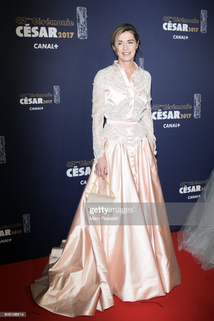 Red Carpet Arrivals -  Cesar Film Awards 2016 At Salle Pleyel : News Photo