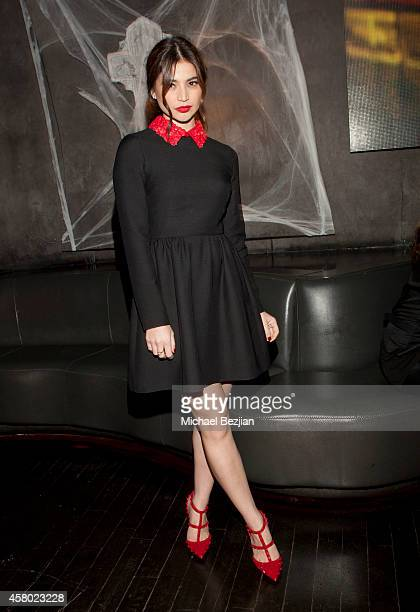 Actress Anne Curtis attends the Los Angeles Premiere Of 'Blood Ransom' on October 28 2014 in Los Angeles California