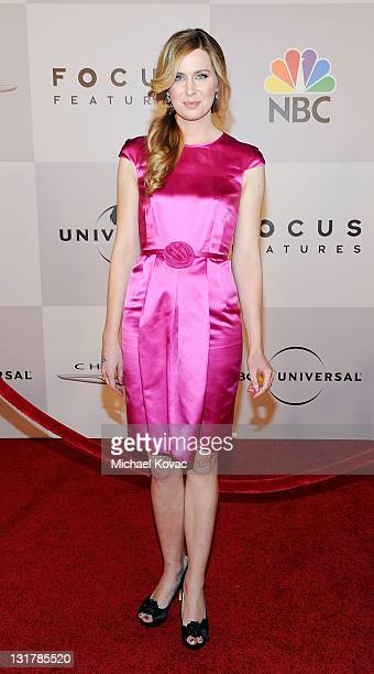 Actress Anne Dudek arrives at NBC Universal's 68th Annual Golden Globes After Party at The Beverly Hilton Hotel on January 16 2011 in Beverly Hills...