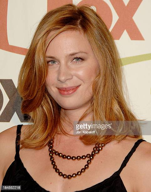 Actress Anne Dudek arrives at the 'FOX Fall EcoCasino Party' at Area on September 24 2007 in Los Angeles California