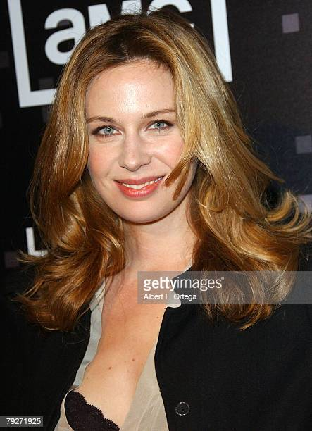 Actress Anne Dudek arrives for AMC's Mad Men Celebration for SAG WGA and DGA Nominations at The Chateau Marmont on January 25 2008 in West Hollywood...