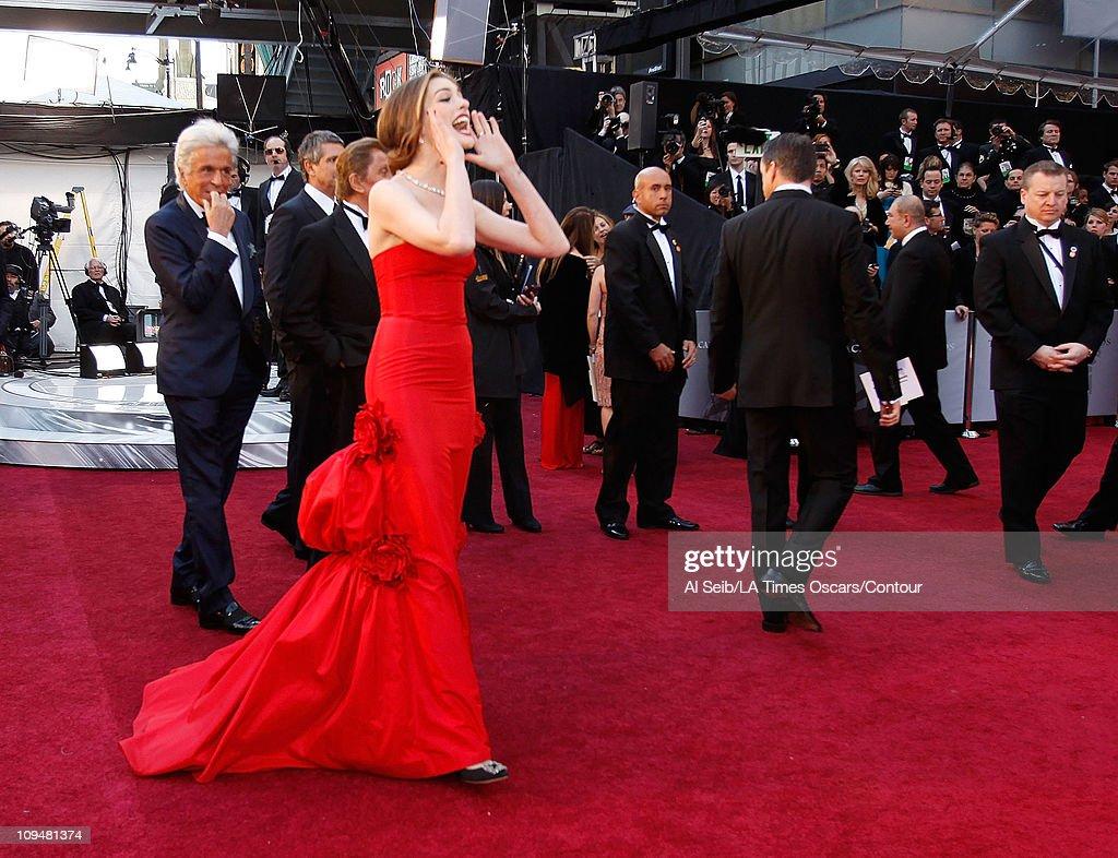 83rd Annual Academy Awards - Roaming Arrivals : News Photo