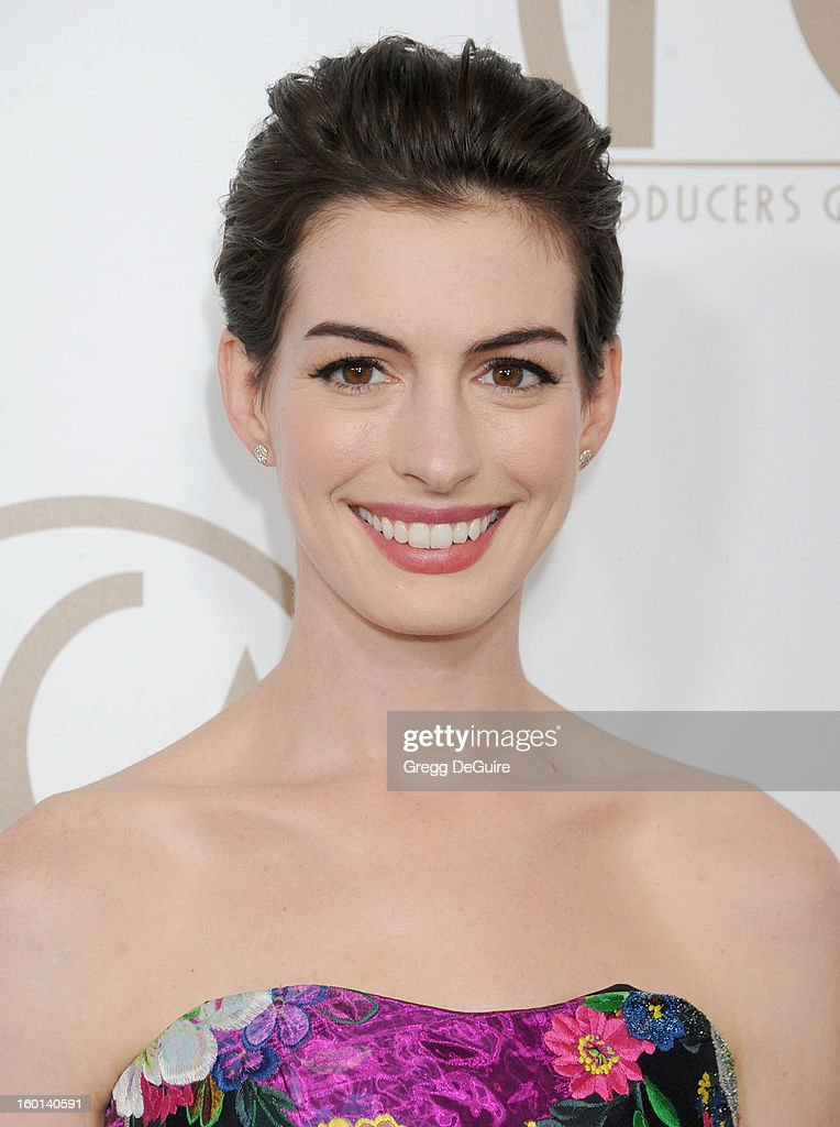 24th Annual Producers Guild Awards - Arrivals : News Photo