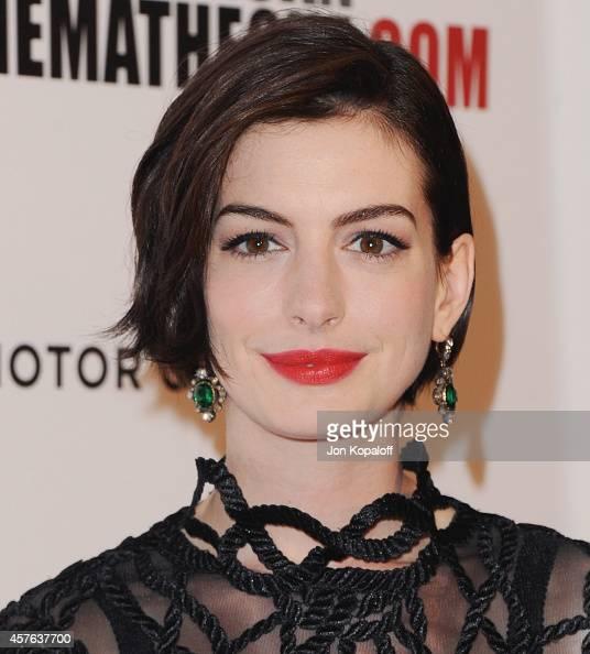 Anne Hathaway And Matthew Mcconaughey Movies: Foto's En Beelden Van 28th American Cinematheque Award