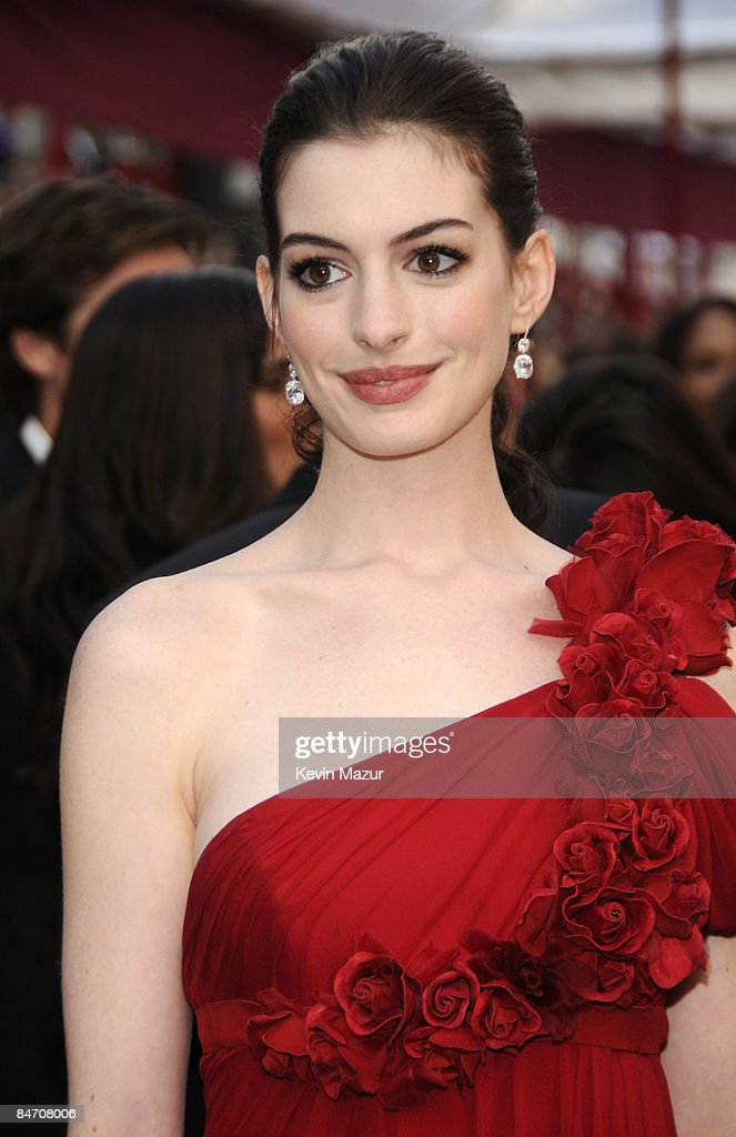 The 80th Annual Academy Awards - People Magazine Arrivals : News Photo