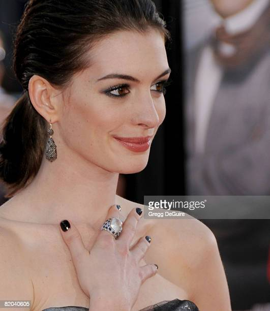Anne Hathaway Ziegfeld Theatre: 60 Top Black Nail Polish Pictures, Photos And Images