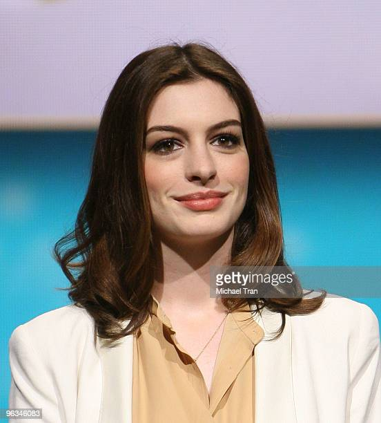 Anne Hathaway Ziegfeld Theatre: Michael Hathaway Stock Photos And Pictures