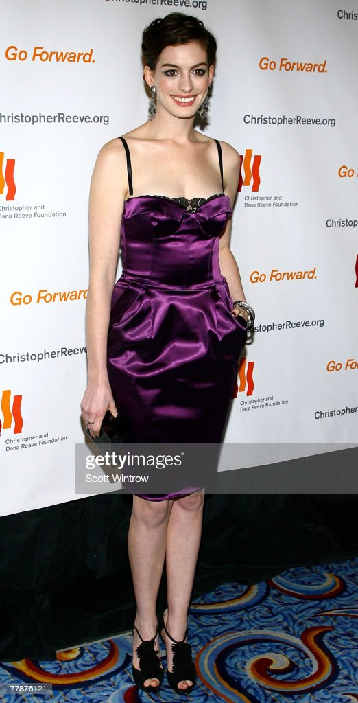 """The Christopher & Dana Reeve Foundation's """"A Magical Evening"""" Gala : News Photo"""