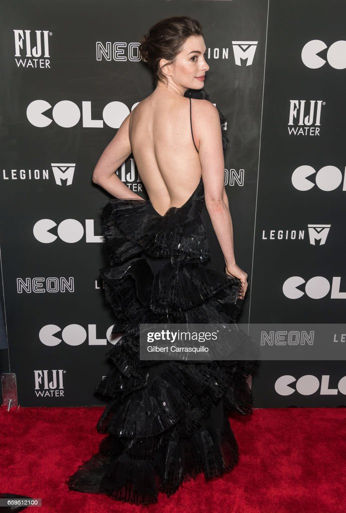 """Colossal"" New York Premiere : News Photo"