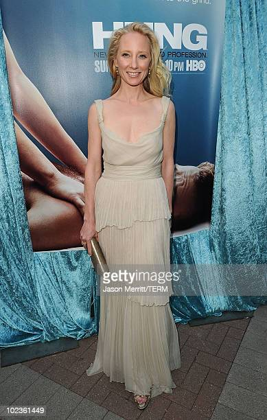 Anne Heche Stock Photos And Pictures Getty Images