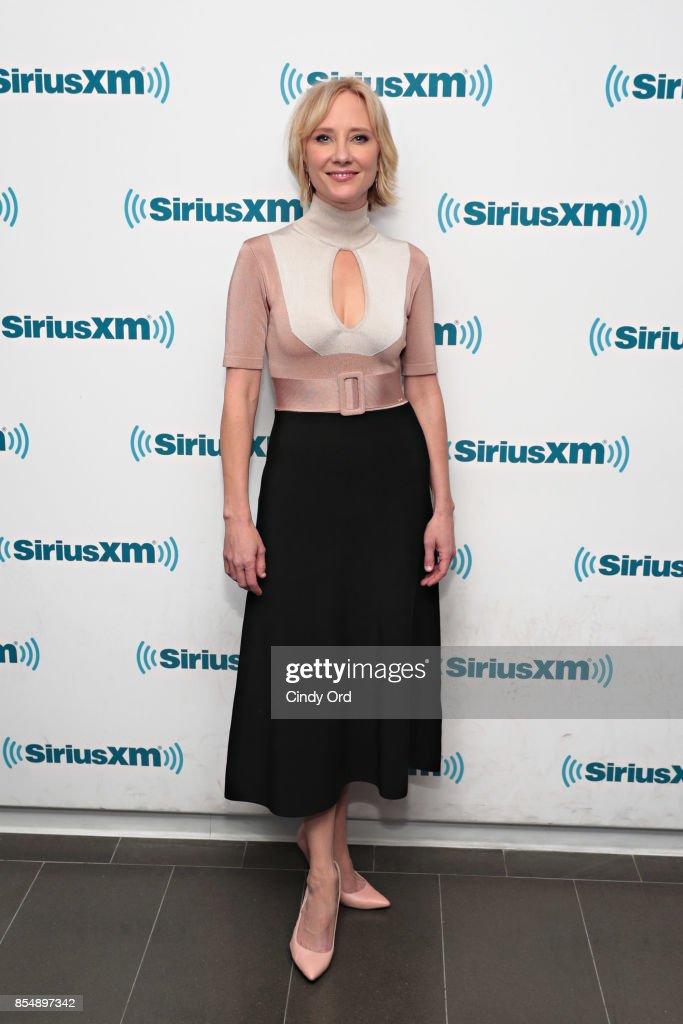Celebrities Visit SiriusXM - September 27, 2017 : News Photo