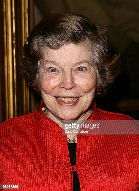 Actress Anne Jackson attends the 7th Annual Love 'N' Courage Gala at The National Arts Club on February 22 2010 in New York City