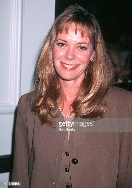 Actress Anne Lockhart attends the 35th Annual Publicists Guild of America Awards on March 20 1998 at the Beverly Hilton Hotel in Beverly Hills...