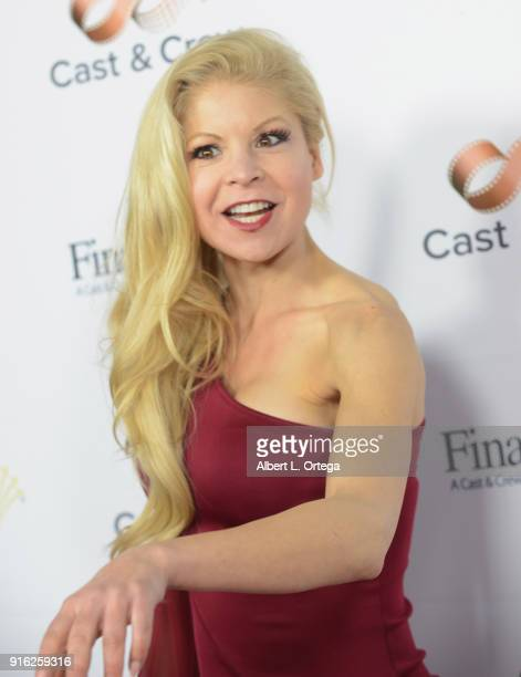 Actress Anne McDaniels arrives for the 13th Annual Final Draft Awards held at Paramount Theatre on February 8 2018 in Hollywood California