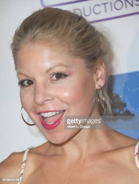 Actress Anne McDaniels arrives for the Sneak Preview Of 'In Vino' held at Writers Guild Theater on July 27 2017 in Beverly Hills California