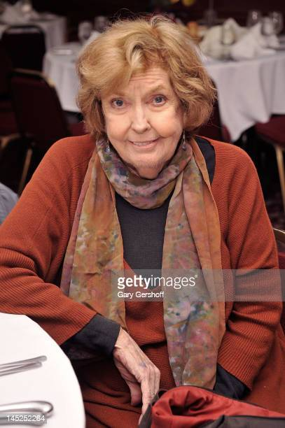 Actress Anne Meara attends the 62nd Annual Outer Critics Circle Awards at Sardi's on May 24 2012 in New York City