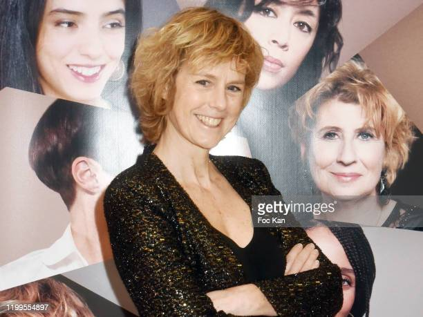 Actress Anne Richard attends Pygmalionnes Screening at Assemblee Nationale on January 14 2020 in Paris France
