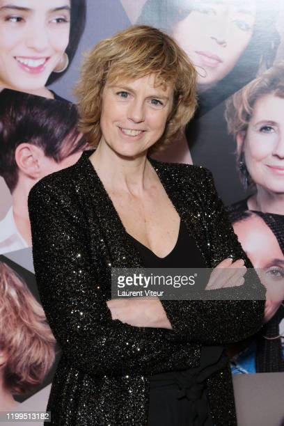 Actress Anne Richard attends the Pygmalionnes Screening At Assemblee Nationale on January 14 2020 in Paris France