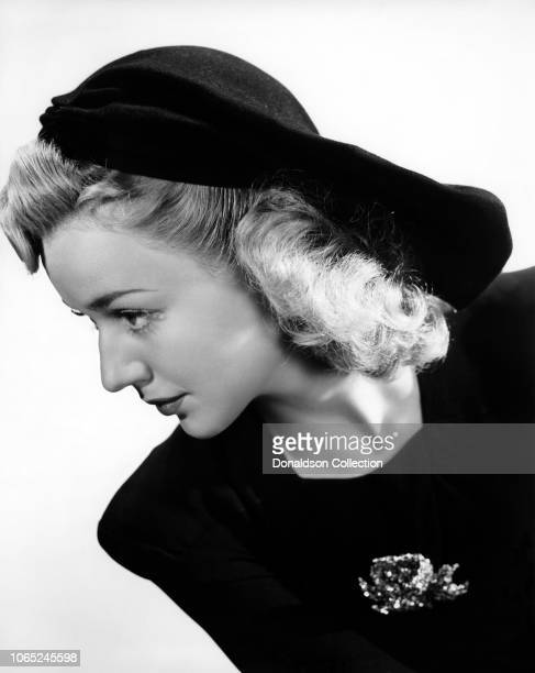 Actress Anne Shirley in a scene from the movie 'Unexpected Uncle'