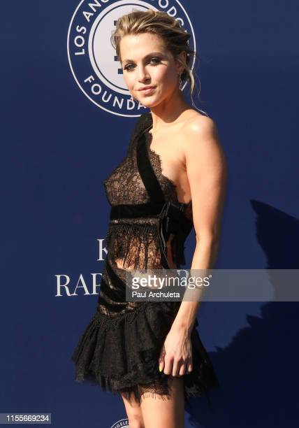 Actress Anne Winters attends the 5th Annual Blue Diamond Foundation at Dodger Stadium on June 12 2019 in Los Angeles California
