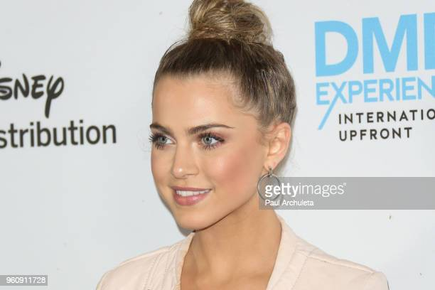 Actress Anne Winters attends the Disney/ABC International Upfronts at the Walt Disney Studio Lot on May 20 2018 in Burbank California