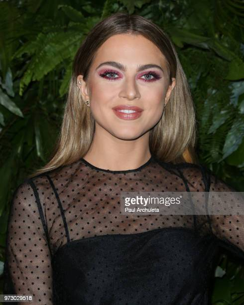 Actress Anne Winters attends the Max Mara WIF Face Of The Future event at the Chateau Marmont on June 12 2018 in Los Angeles California