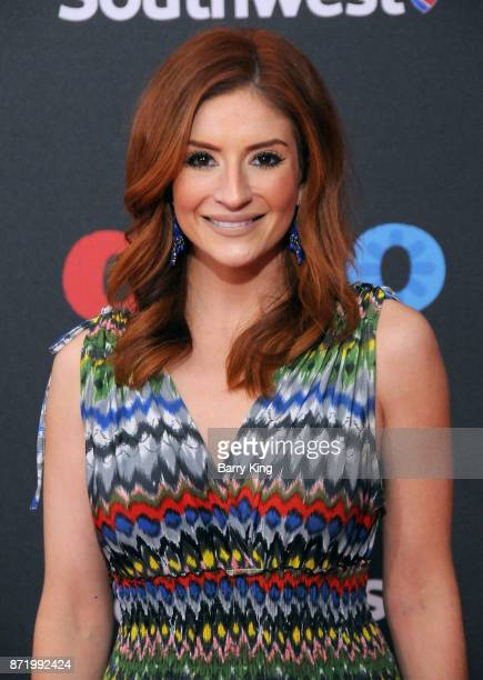Actress Anneliese van der Pol attends the US Premiere of Disney Pixar's 'Coco' at El Capitan Theatre on November 8 2017 in Los Angeles California