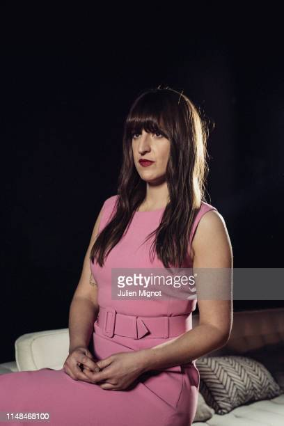 Actress AnneÉlisabeth Bossé poses for a portrait on May 15 2019 in Cannes France