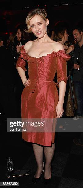 Actress AnneMarie Duff attends the British Independent Film Awards at the Old Billingsgate Market on November 30 2008 in London England