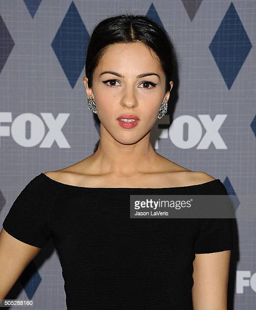 Actress Annet Mahendru attends the FOX winter TCA 2016 AllStar party at The Langham Huntington Hotel and Spa on January 15 2016 in Pasadena California