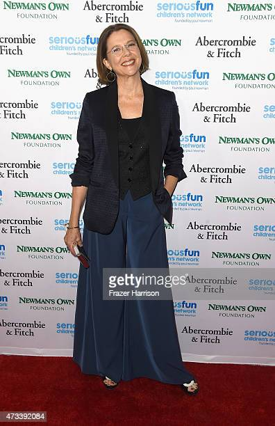 Actress Annette Bening arrives at An Evening Of SeriousFun Celebrating The Legacy Of Paul Newman at Dolby Theatre on May 14 2015 in Hollywood...