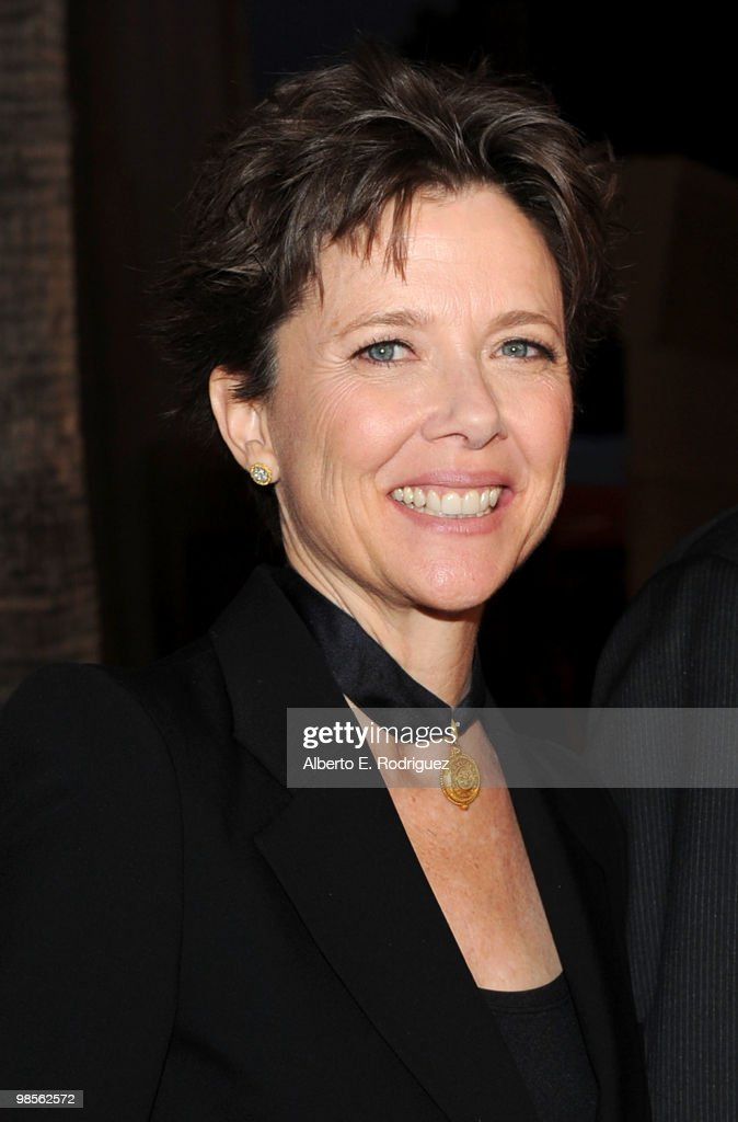 Actress Annette Bening arrives at the premiere of Sony Pictures Classics' 'Mother And Child' held at the Egyptian Theatre on April 19, 2010 in Hollywood, California.