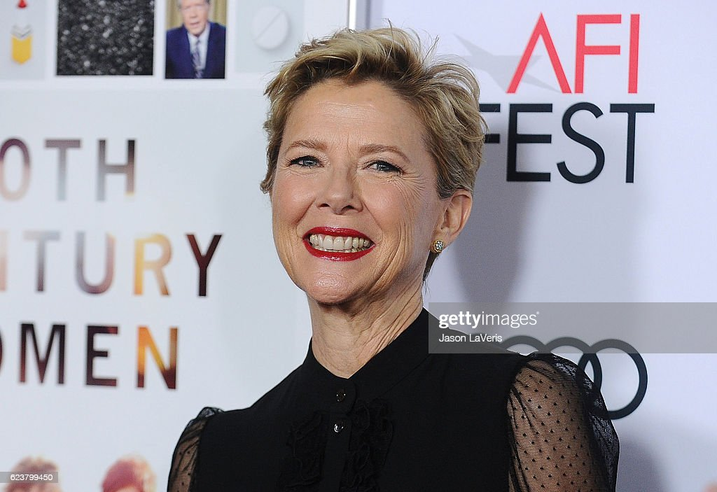 Actress Annette Bening attends a screening of '20th Century Women' at the 2016 AFI Fest at TCL Chinese Theatre on November 16, 2016 in Hollywood, California.
