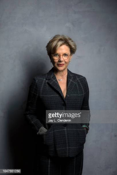 Actress Annette Bening from 'Life Itself' is photographed for Los Angeles Times on September 8 2018 in Toronto Ontario PUBLISHED IMAGE CREDIT MUST...