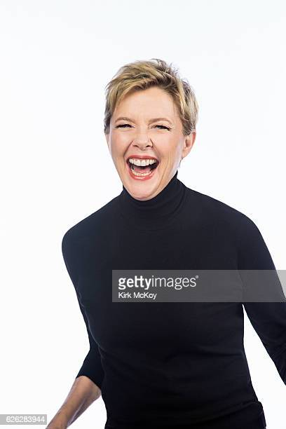 Actress Annette Bening is photographed for Los Angeles Times on November 13 2016 in Los Angeles California PUBLISHED IMAGE CREDIT MUST READ Kirk...