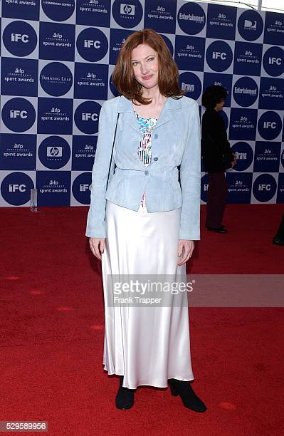 Actress Annette O'Toole arrives at the 2004 IFP Independent Spirit Awards.
