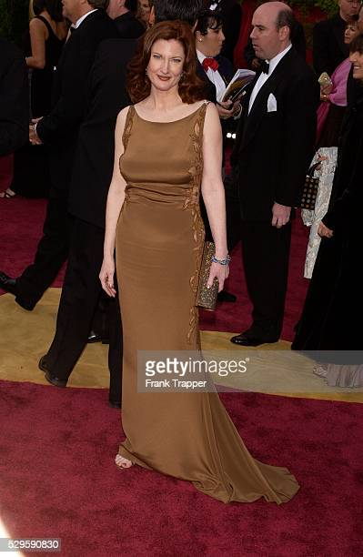 Actress Annette O'Toole arrives at the 76th Annual Academy Awards.