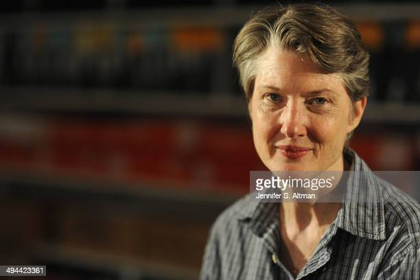 Actress Annette O'Toole is photographed for Boston Globe on July 12 2013 in New York City