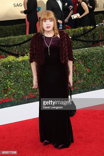 Actress Annie Golden attends the 23rd Annual Screen Actors Guild Awards at The Shrine Expo Hall on January 29 2017 in Los Angeles California