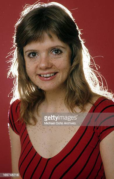 Actress Annie Golden poses for a portrait in circa 1980