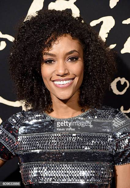 Actress Annie Ilonzeh attends the premiere of Fox Searchlight Pictures' 'The Birth of a Nation' at ArcLight Cinemas Cinerama Dome on September 21...