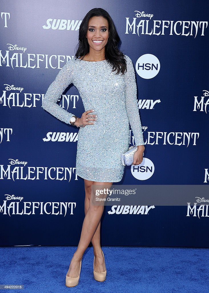 "World Premiere Of Disney's ""Maleficent"" - Arrivals : News Photo"