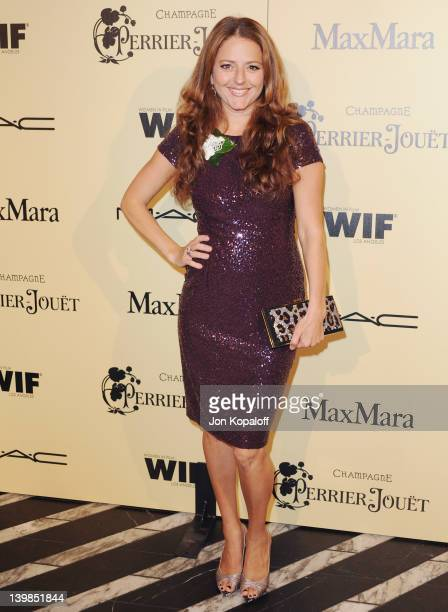 Actress Annie Mumolo arrives at the 5th Annual Women In Film Pre-Oscar Cocktail Party at Cecconi's Restaurant on February 24, 2012 in Los Angeles,...