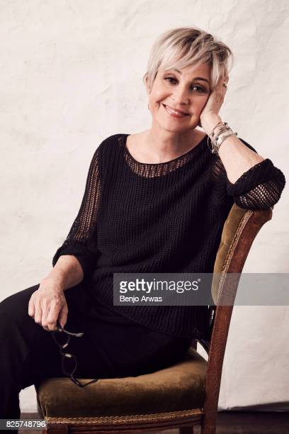 Actress Annie Potts of CBS's 'Young Sheldon' is photographed during the 2017 Summer Television Critics Association Press Tour at The Beverly Hilton...
